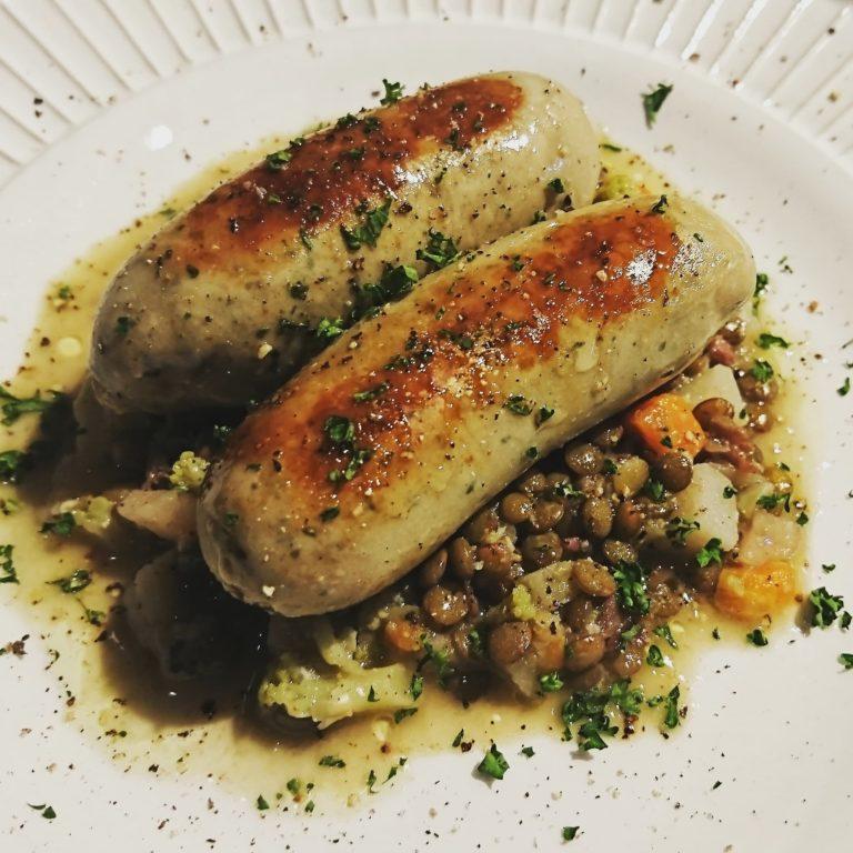 Bordeaux-sausage